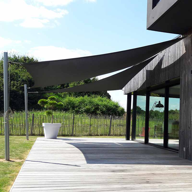Voiles D Ombrage Made In France Particuliers Et Professionnels