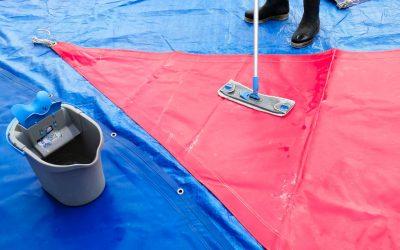Comment protéger et nettoyer une voile d'ombrage ?