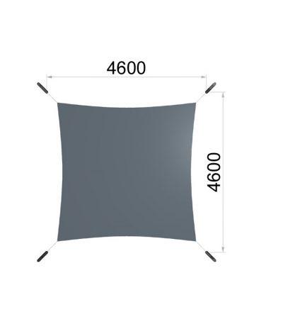 Une voile carrée et quatre mâts 4600-4600